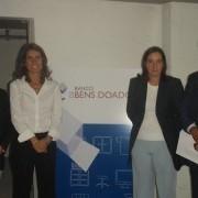 1 ano do Banco de Bens Doados | 2008
